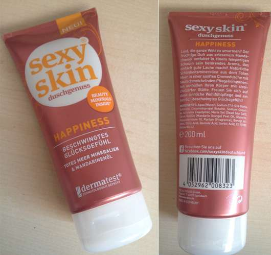 Sexy Skin Duschgenuss Happiness