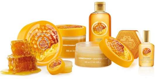 The Body Shop Honeymania™ Bath & Body-Kollektion