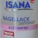Isana Nagellackentferner Acetonfrei