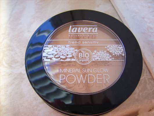 <strong>lavera Basis sensitiv</strong> Mineral Sun Glow Powder - Farbe: 03 Sun Touched