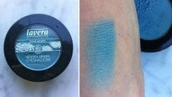 Produktbild zu lavera Trend sensitiv Beautiful Mineral Eyeshadow – Farbe: 10 Laguna Blue (LE)