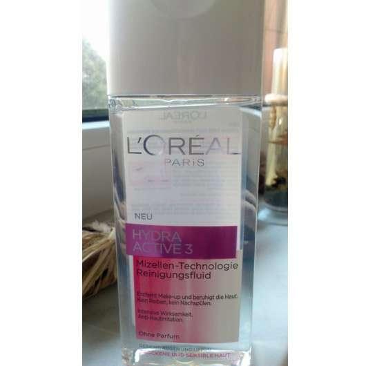 L'Oréal Paris Hydra Active 3 Mizellen-Technologie Reinigungsfluid