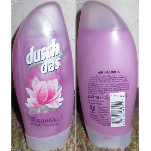 duschdas Magnolia Duschgel