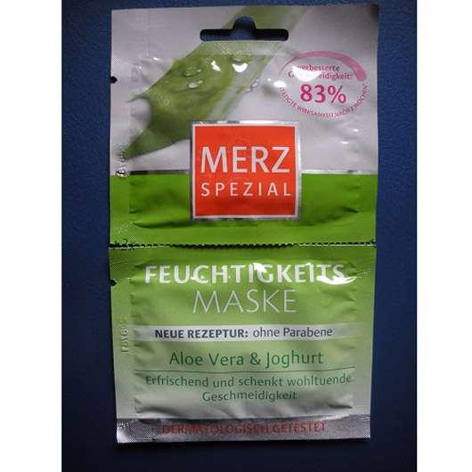 <strong>Merz Spezial</strong> Feuchtigkeitsmaske Aloe Vera & Joghurt