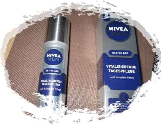 Nivea Men Active Age 6in1 Vitalisierende Tagespflege