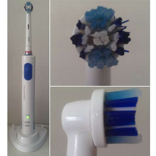 <strong>Oral-B</strong> Professional Care 550 Elektrische Zahnbürste