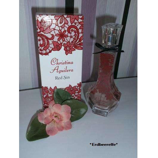 <strong>Christina Aguilera</strong> Red Sin Eau de Parfum