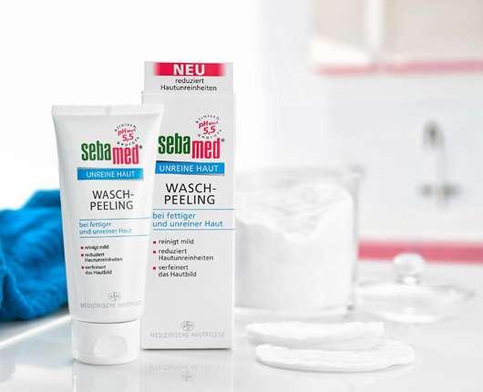 sebamed Unreine Haut Wasch-Peeling