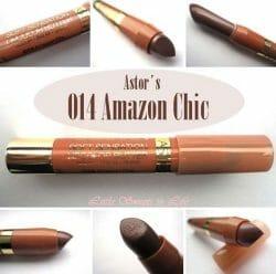 Produktbild zu ASTOR Soft Sensation Lipcolor Butter – Farbe: 014 Amazon Chic