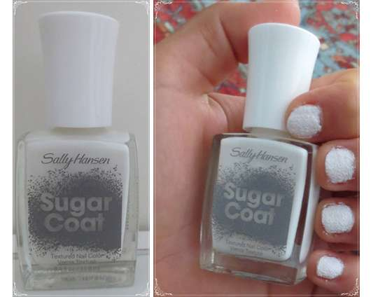 Sally Hansen Sugar Coat, Farbe: 200 Sugar Fix (LE)