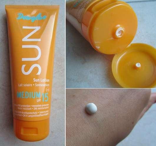 Douglas Sun – Sun Lotion Medium SPF 15