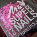 Manhattan Super Nails Nail Polish, Farbe: Superb Sparkle [LE]