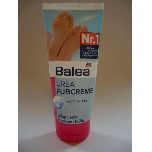 Balea Urea Fußcreme mit 10% Urea