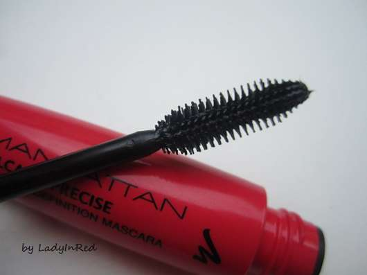 Manhattan Volcano Precise Volume & Definition Mascara, Farbe: Black
