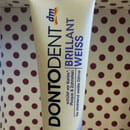 Dontodent Brilliant Weiss Zahncreme