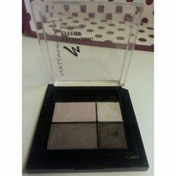 Produktbild zu MANHATTAN Eyemazing Effect Eyeshadow – Farbe: Rosy Wood 95C