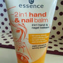 essence 2in1 hand & nail balm care