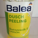 Balea Duschpeeling Buttermilk & Lemon (LE)