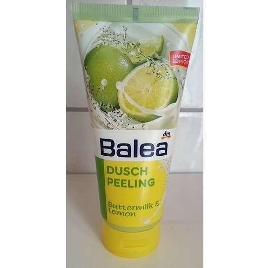 Balea Duschpeeling Buttermilk & Lemon (LE)