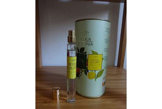 4711 Acqua Colonia Lemon & Ginger Eau de Cologne