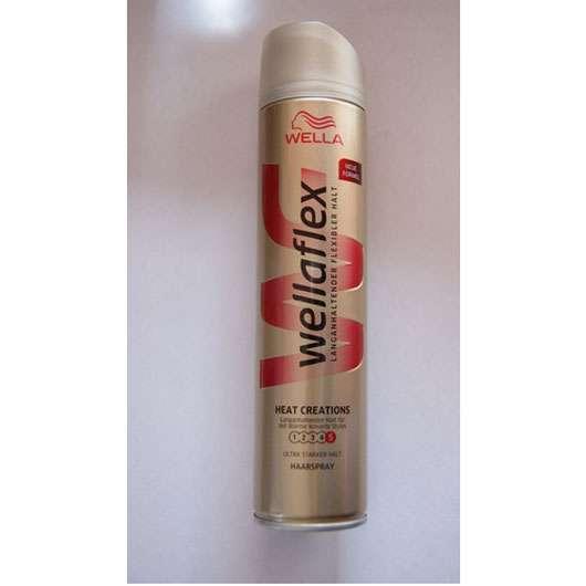 <strong>wellaflex</strong> Heat Creations Haarspray (ultra starker Halt)