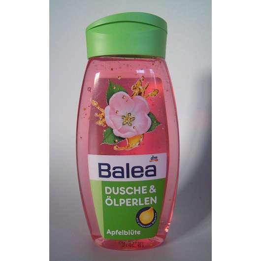 Balea Dusche & Ölperlen Apfelblüte