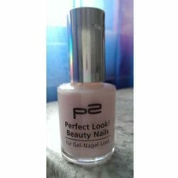 Produktbild zu p2 cosmetics Perfect Look! Beauty Nails – Farbe: 020 rose touch