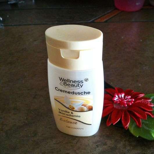 Wellness & Beauty Cremedusche Vanille & Macadamia