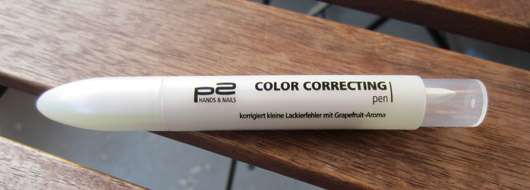 p2 Nail Color Correcting Pen
