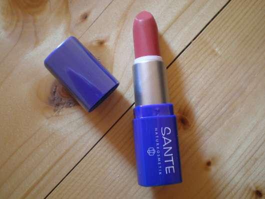 Sante Lipstick, Farbe: 21 Coral Pink