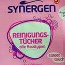 """Synergen Reinigungstücher """"sweet touch"""" (für alle Hauttypen)"""