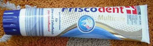 Friscodent Multicare Spezialzahncreme für Zähne und Zahnfleisch