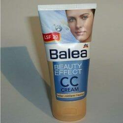 Produktbild zu Balea Beauty Effect CC Cream – Farbe: heller – mittlerer Hauttyp