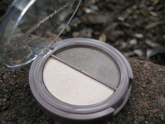 beautycycle eye shadow duo, Farbe: iced mocha