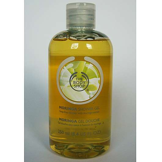 The Body Shop Moringa Shower Gel