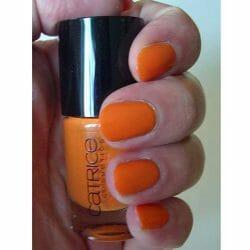 Produktbild zu Catrice Ultimate Nail Lacquer – Farbe: 04 Orange-Utan