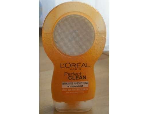 L'Oréal Paris Perfect Clean Intensives Waschpeeling + cleanPod