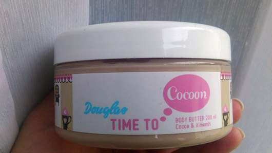 Douglas Time To… Cocoon Body Butter