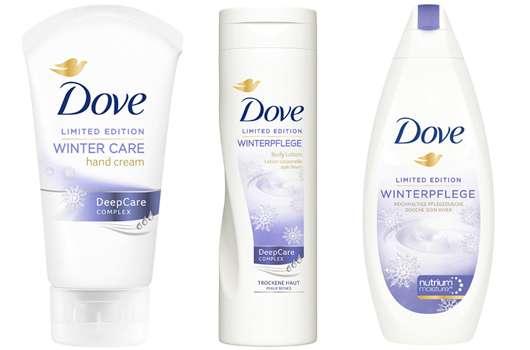 Dove Specials – Limited Edition 'Winterpflege'