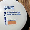 Hildegard Braukmann Jeunesse Puder Make up Mittel