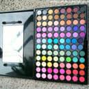 Lenka Kosmetik 96 Lidschatten Farben Matt & Schimmer