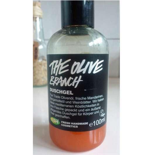 LUSH The Olive Branch Duschgel