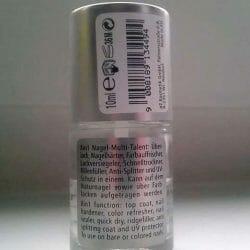Produktbild zu p2 cosmetics 8in1 Nail Wonder