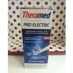 """Produktbild zu Theramed Pro Electric Zahncreme Speziell Für Elektrische Zahnbürsten """"Active Clean"""""""