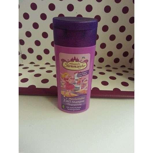 <strong>Prinzessin Sternenzauber</strong> Märchenhaftes 2in1 Shampoo + Pflegespülung