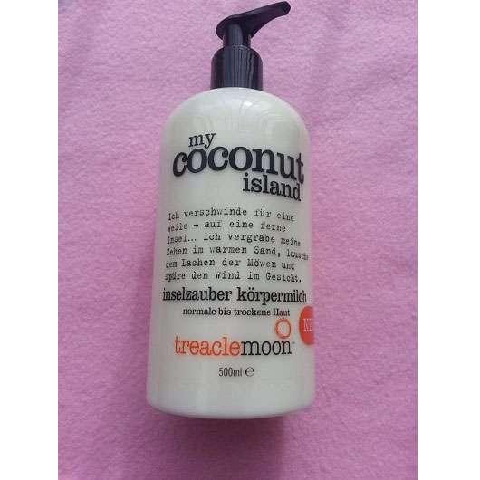 treaclemoon My Coconut Island Inselzauber Körpermilch