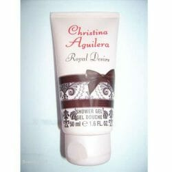 Produktbild zu Christina Aguilera Royal Desire Shower Gel