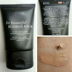 Produktbild zu Sleek MakeUP Be Beautiful Blemish Balm, Farbe: Light 01
