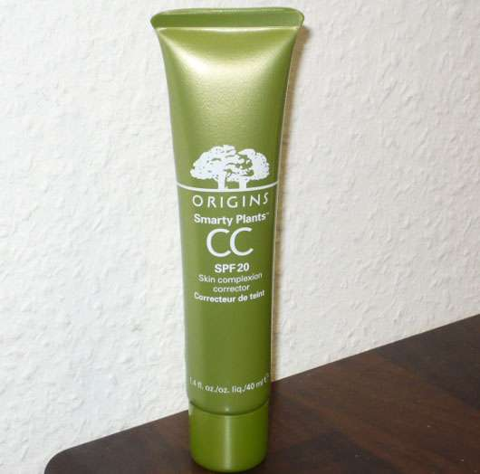 Origins Smarty Plants™ CC SPF 20 Skin complexion corrector