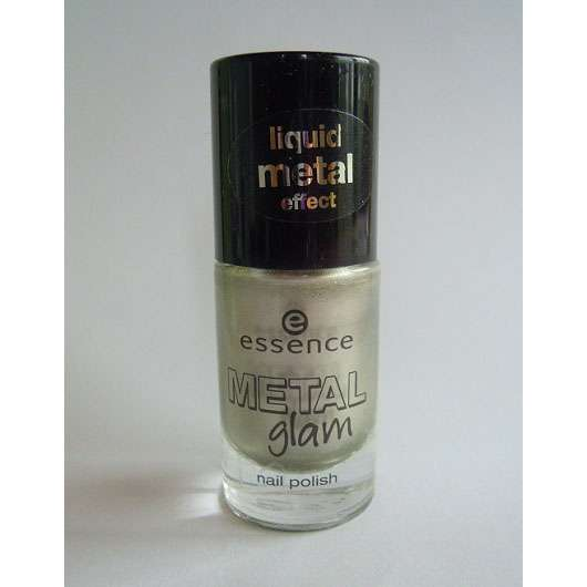 essence metal glam nail polish, Farbe: 03 glamour girls (LE)
